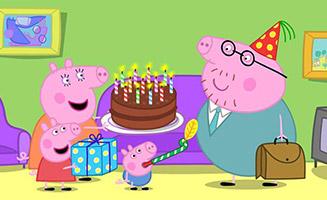 Peppa Pig S02E50 Daddy Pigs Birthday