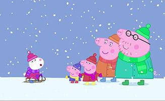 Peppa Pig S02E52 Cold Winter Day