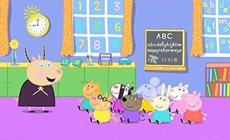 Peppa Pig S03E01 Work and Play