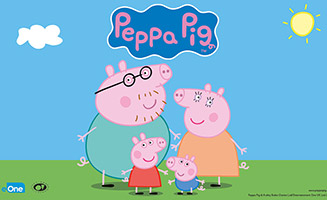 Peppa Pig S03E02 The Rainbow