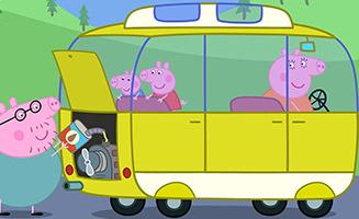Peppa Pig S03E05 The Camper Van