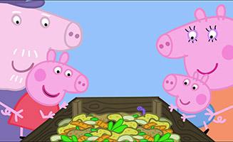 Peppa Pig S03E07 Compost