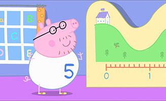 Peppa Pig S03E09 Fun Run