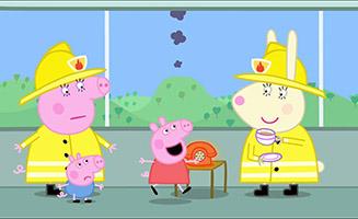 Peppa Pig S03E13 The Fire Engine
