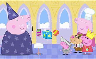 Peppa Pig S03E14 Princess Peppa