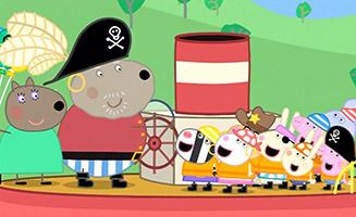 Peppa Pig S03E16 Dannys Pirate Party