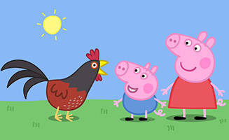 Peppa Pig S03E19 Granny Pigs Chickens
