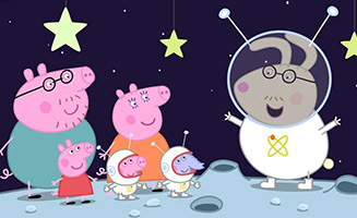 Peppa Pig S03E21 A Trip To the Moon