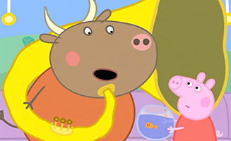 Peppa Pig S03E23 Goldie the Fish