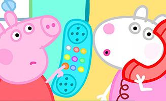 Peppa Pig S03E28 Whistling