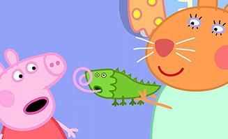 Peppa Pig S03E29 Doctor Hamsters Tortoise