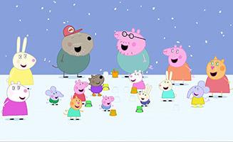 Peppa Pig S03E30 Sun Sea and Snow