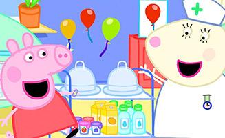 Peppa Pig S03E32 Hospital