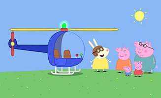 Peppa Pig S03E34 Miss Rabbits Helicopter