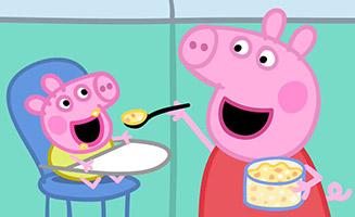 Peppa Pig S03E35 Baby Alexander