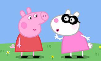 Peppa Pig S03E38 The Secret Club