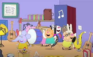 Peppa Pig S03E40 Shake Rattle and Bang