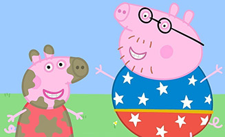 Peppa Pig S03E41 Champion Daddy Pig