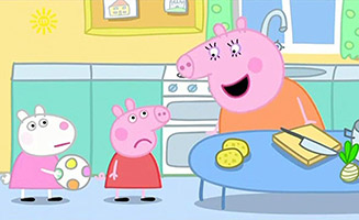 Peppa Pig S03E42 Chatterbox