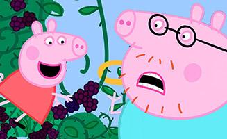 Peppa Pig S03E46 The Blackberry Bush