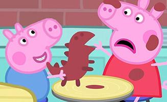 Peppa Pig S03E47 Pottery
