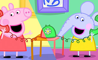Peppa Pig S03E49 Edmond Elephants Birthday