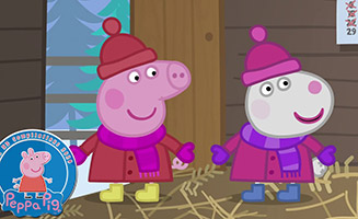 Peppa Pig S03E51 Santas Grotto