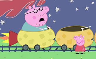 Peppa Pig S04E01 Potato City