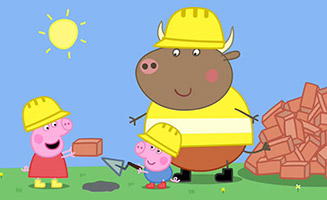 Peppa Pig S04E02 The New House