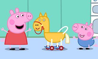 Peppa Pig S04E04 Horsey Twinkle Toes