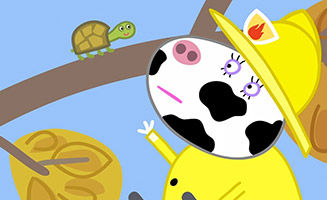 Peppa Pig S04E05 Naughty Tortoise
