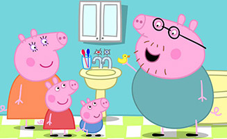 Peppa Pig S04E09 The Rainy Day Game