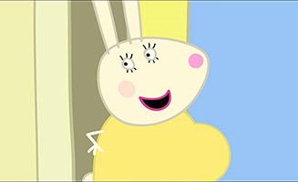 Peppa Pig S04E10 Mummy Rabbits Bump