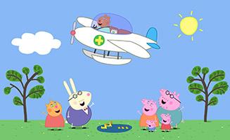 Peppa Pig S04E13 The Flying Vet