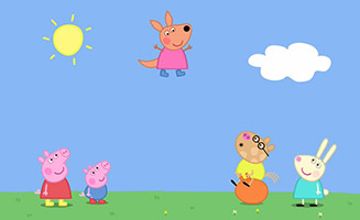 Peppa Pig S04E14 Kylie Kangaroo