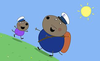 Peppa Pig S04E15 Captain Daddy Dog