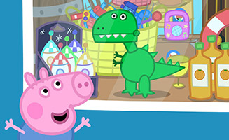 Peppa Pig S04E19 Georges New Dinosaur