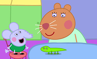 Peppa Pig S04E21 The Pet Competition