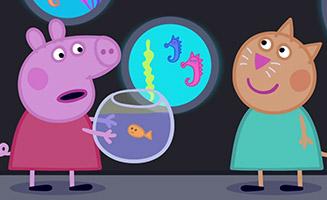 Peppa Pig S04E31 The Aquarium