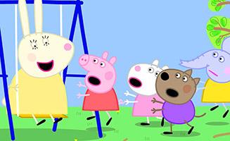Peppa Pig S04E34 The Sandpit