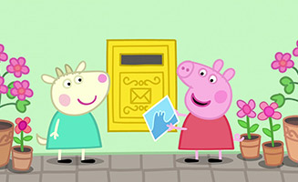 Peppa Pig S04E38 Holiday in the Sun