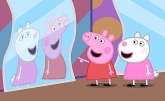 Peppa Pig S04E40 Mirrors
