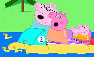 Peppa Pig S04E43 Going Boating