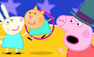 Peppa Pig S04E47 Peppas Circus