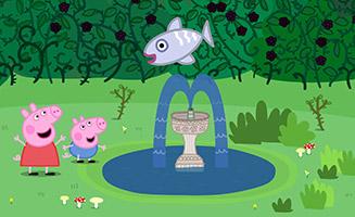 Peppa Pig S04E48 The Fish Pond