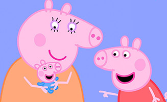 Peppa Pig S04E51 The Olden Days