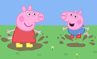 Peppa Pig S05E01 Playing Pretend