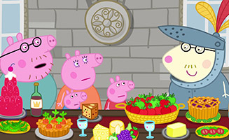 Peppa Pig S05E02 The Castle