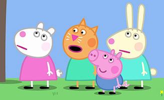 Peppa Pig S05E06 Gerald Giraffe