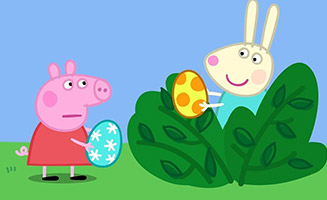 Peppa Pig S05E08 Easter Bunny